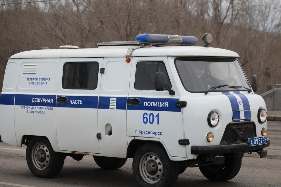 В Красноярске неизвестные залили уксусом детскую коляску
