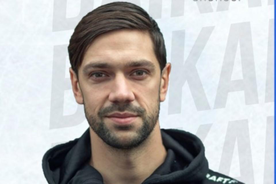 """""""Байкал-Энергия"""" показала нового шведского хоккеиста. Фото: ХК """"Байкал-Энергия"""""""