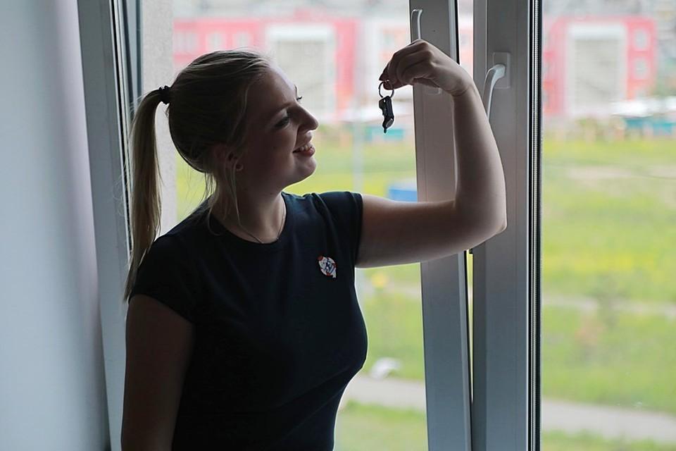 В Красноярском крае почти 4 тысячи человек получат ключи от новых квартир