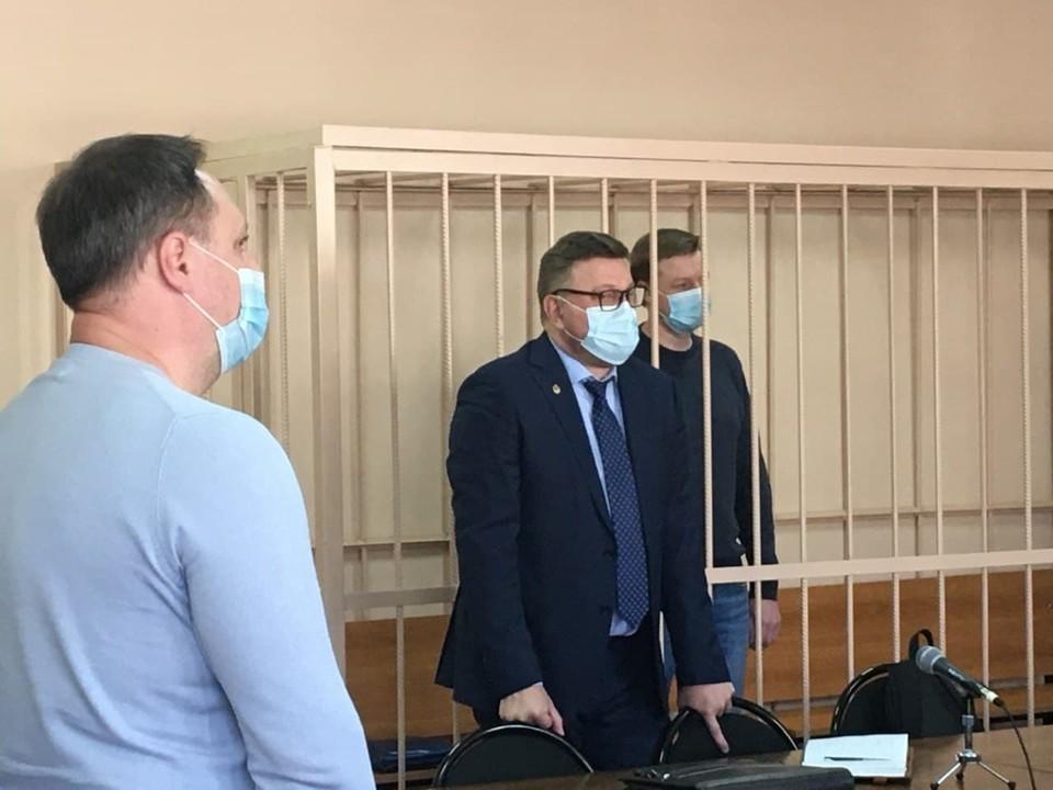Суд оказался снисходительным к Пашкову и не стал назначать штраф