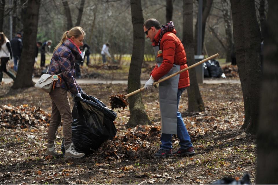 Тело нашли во время уборки территории.