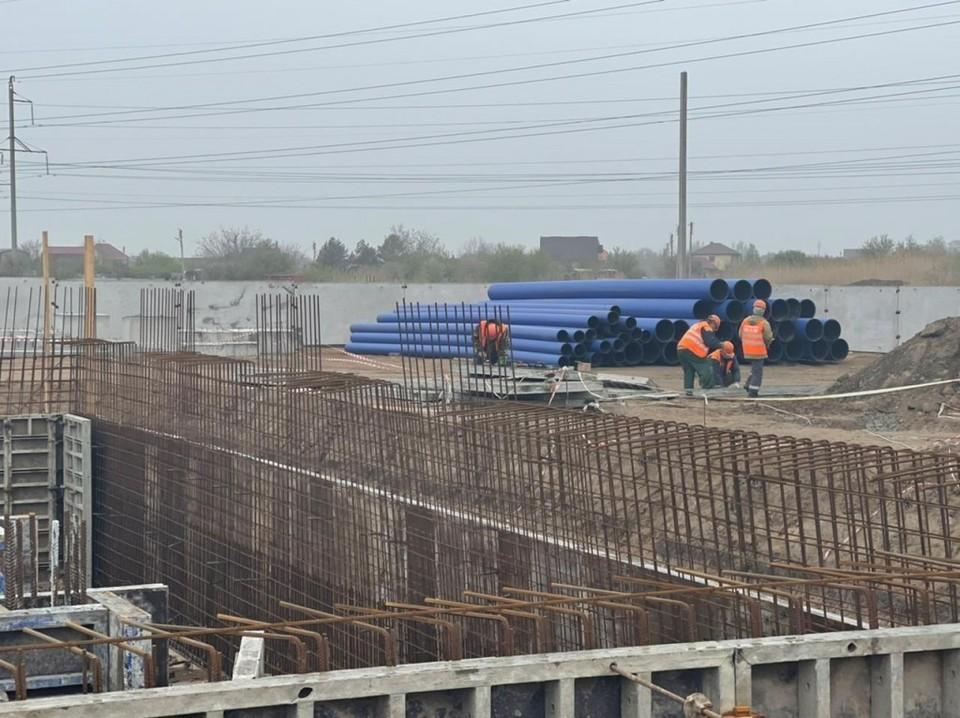 Сотрудники регионального проектного офиса провели осмотр территории в селе Началово, где в ближайшем будущем появится водопровод
