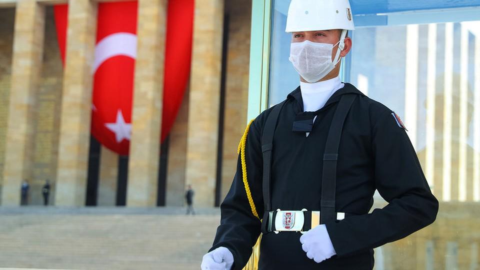 Локдаун в Турции - только для местных. (Фото: REUTERS).
