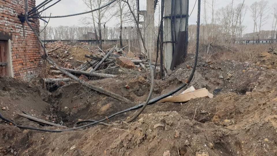 В Кузбассе подростка убило током. Фото: СУ СК России по Кемеровской области.