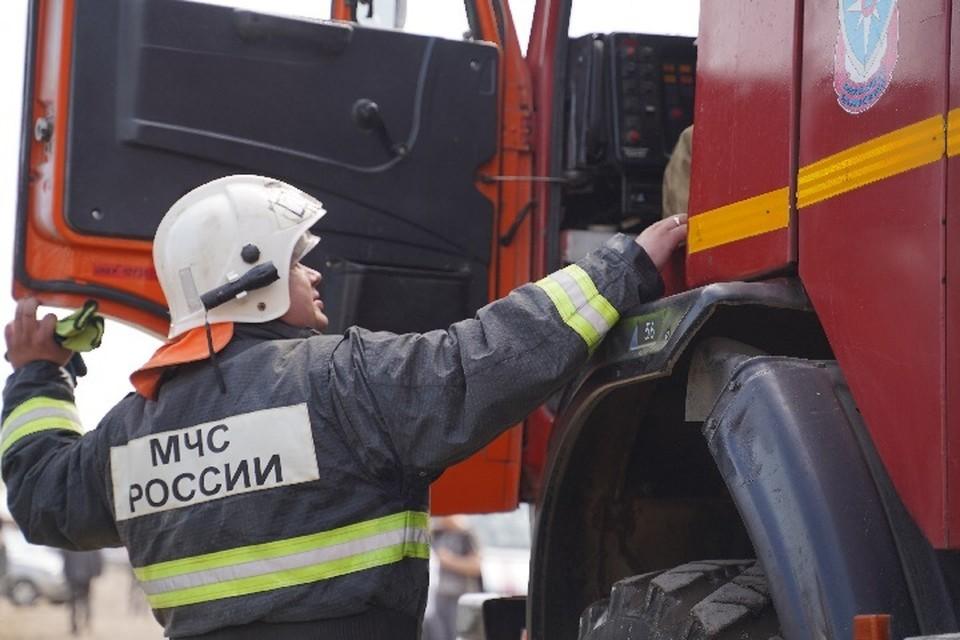 По данным МЧС Татарстана, площадь пожара составила 50 квадратных метров.