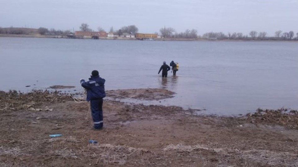 Астраханец ушёл на рыбалку 5 апреля и пропал