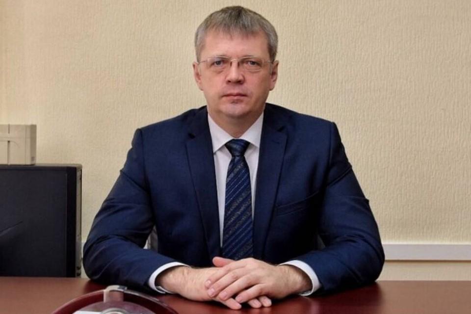 Заместитель мэра Братска Михаил Гарус ушел в отставку по собственному желанию. Фото : администрация города Братска