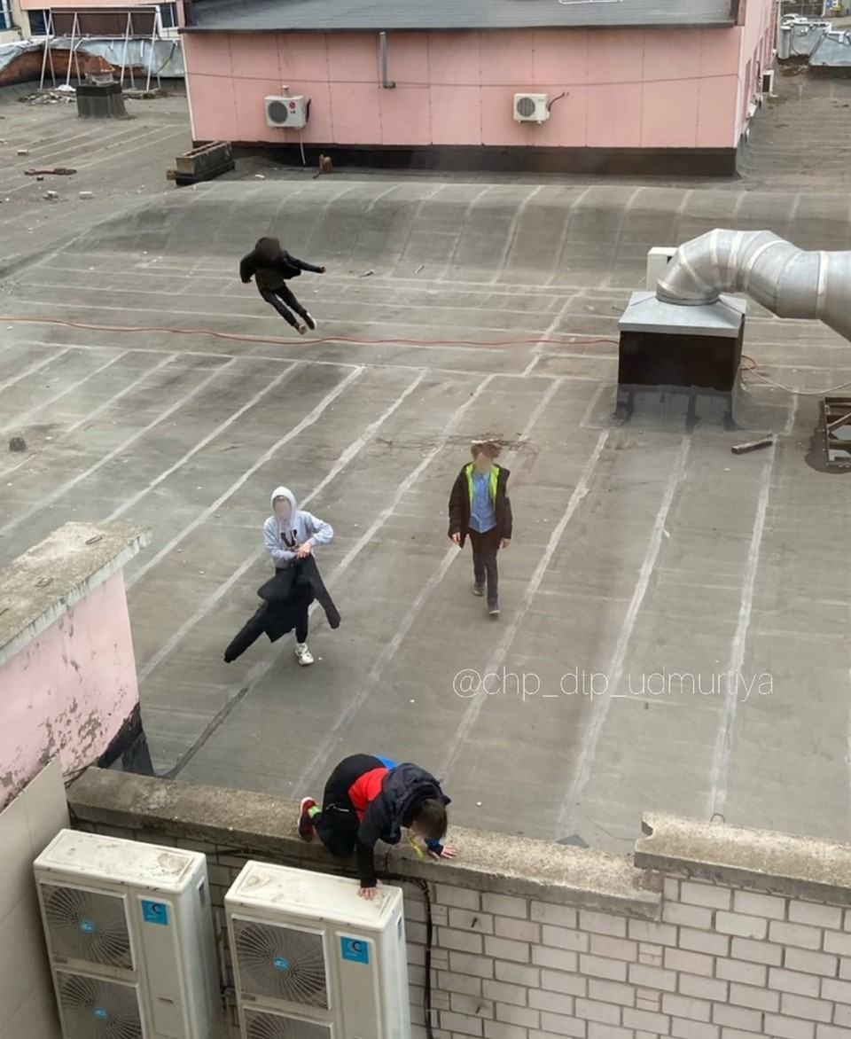 Фото: группа «ЧП ДТП Ижевск Удмуртия» во «Вконтакте»