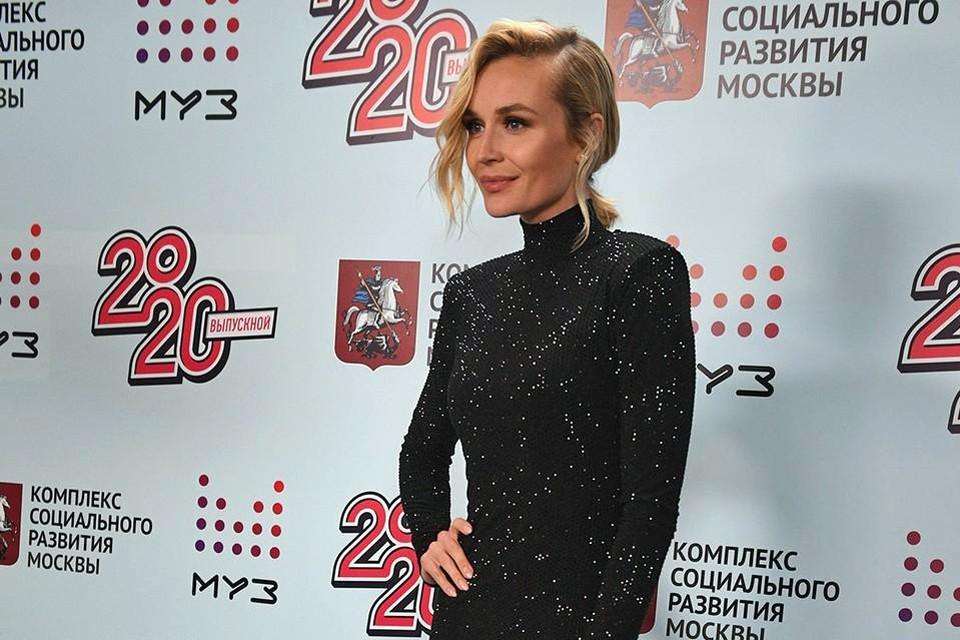 Гагарина сообщила, что публикация в соцсетях и прессе напугали ее друзей и поклонников