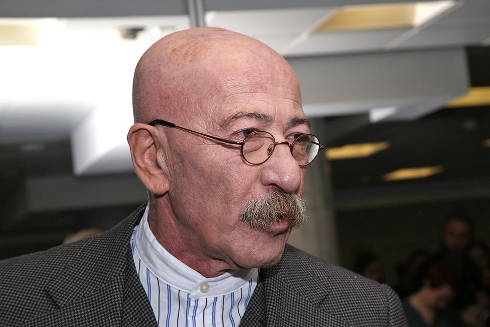 Знаменитый музыкант, поэт и композитор Александр Розенбаум.