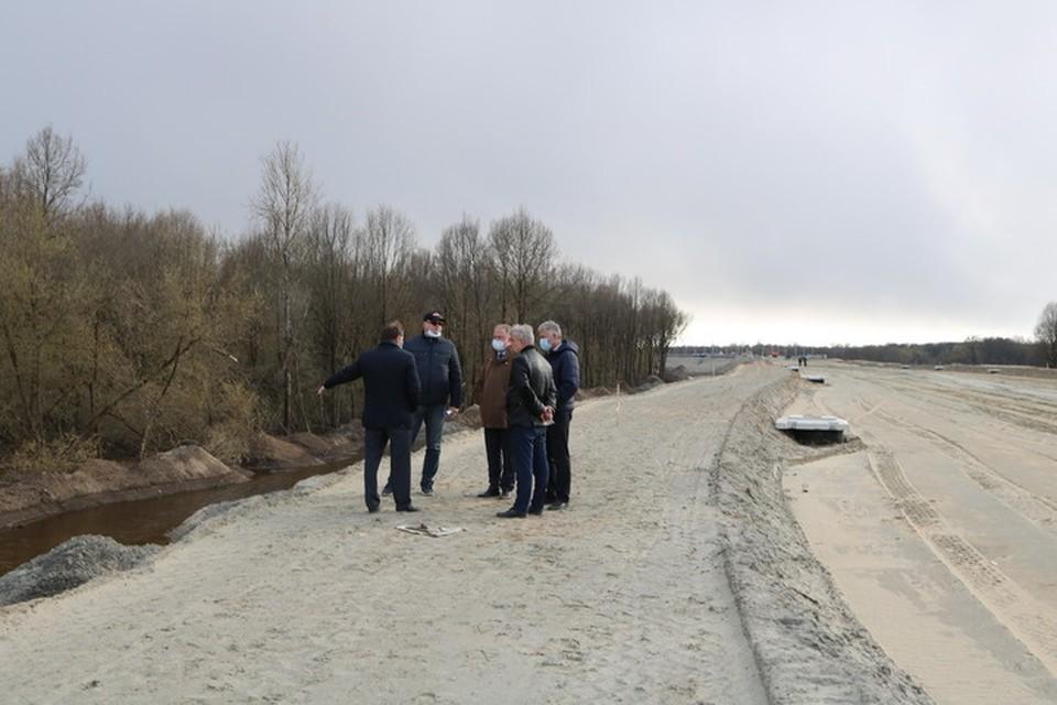 После схода паводковой воды определят маршрут для подъезда к дачным товариществам.