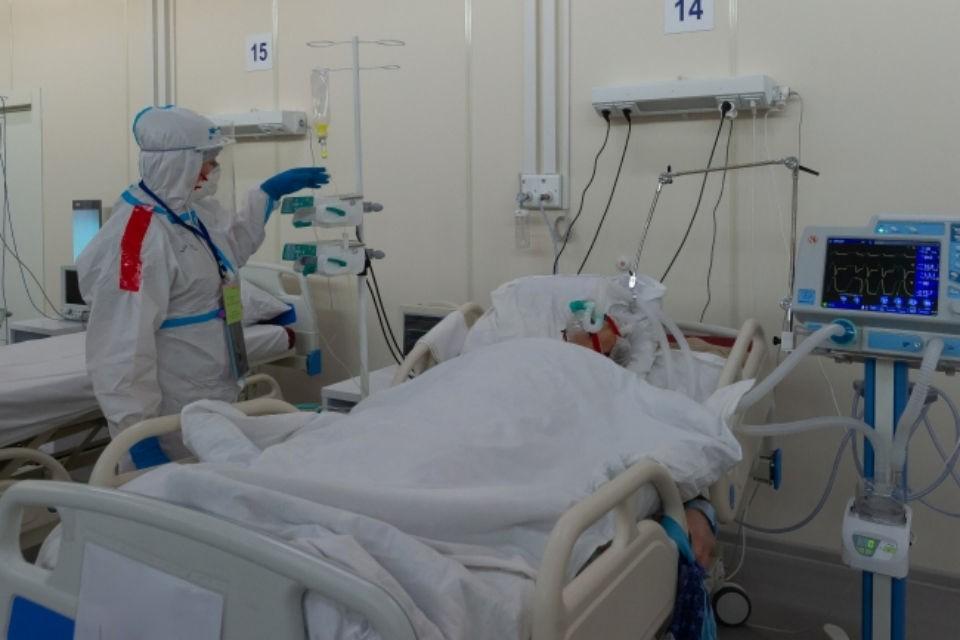 От коронавируса умерли еще два человека.