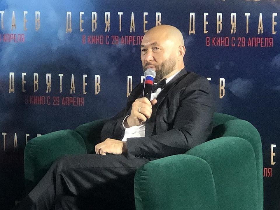 Режиссер фильма надеется, что картина станет новой вехой в истории кинематографа Татарстана