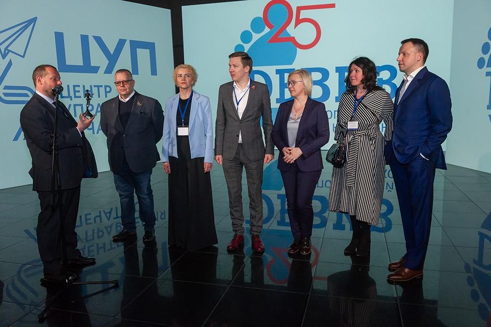 В Петербурге прошла конференция, организованной Ассоциацией издателей и распространителей Северо-Запада и Балтийского региона «Балтийская пресса».
