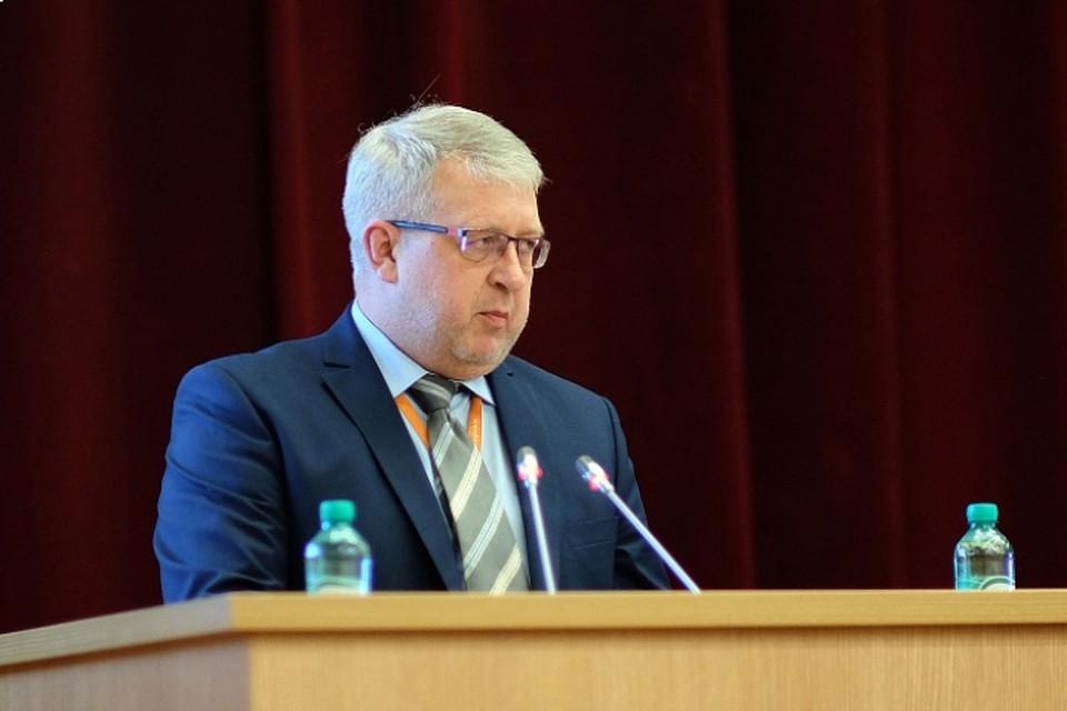 До этого Игорь Селезнев возглавлял управление проектной деятельности при областном правительстве. Фото: kirovreg.ru
