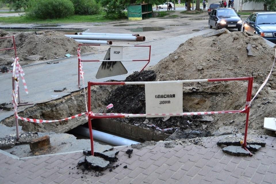 Гидравлические испытания в Липецке начнутся с 4 мая