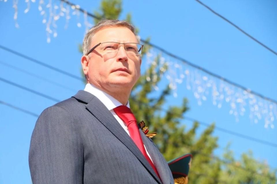 Омский губернатор почти попал в десятку лучших глав субъектов РФ в национальном рейтинге. Фото: пресс-служба администрации Омской области