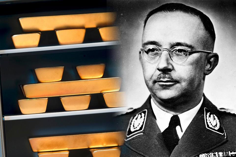 Кладоискатели заявили о том, что им удалось обнаружить точное местоположение одного из 11 тайников Генриха Гиммлера.