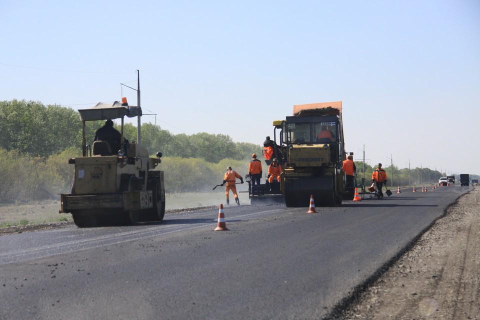 Более 100 объектов отремонтируют по нацпроекту «Безопасные и качественные автомобильные дороги»