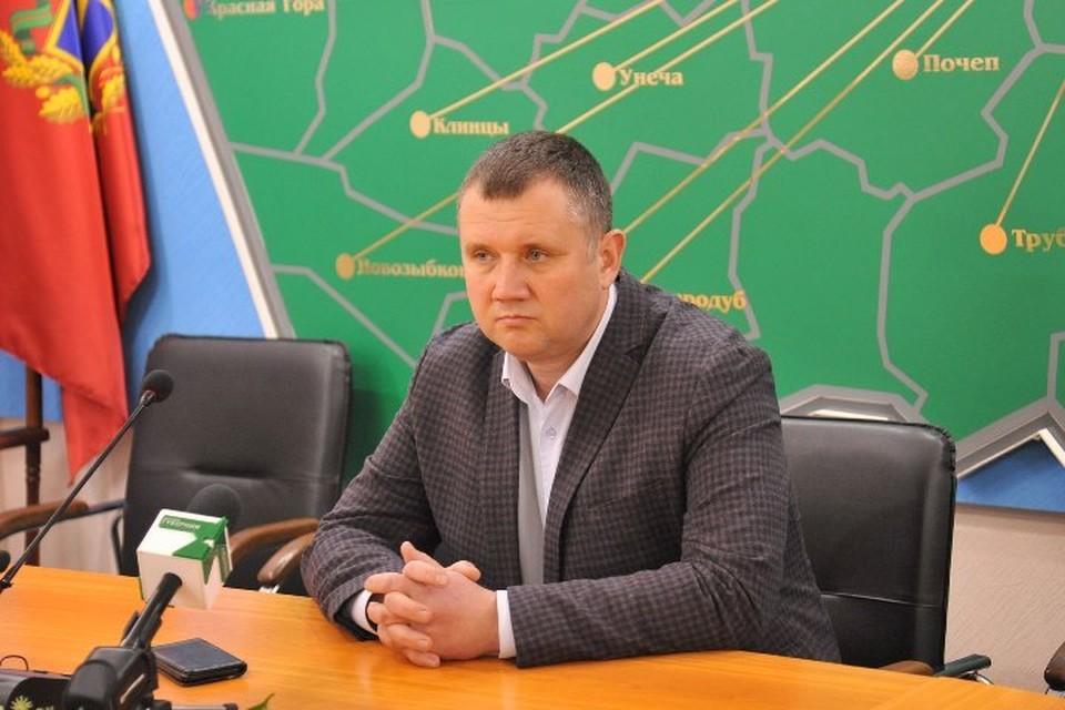 Андрея Бардукова назначили врио заместителя губернатора Брянской области.