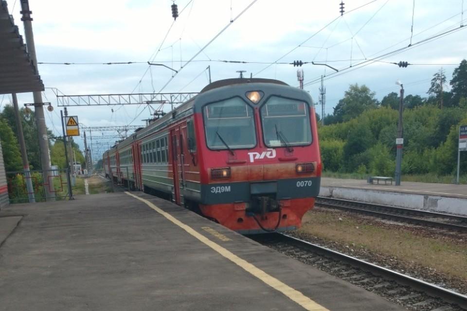 По новому расписанию поезд будет курсировать 3, 4, 5, 6, 7 и 10 мая.