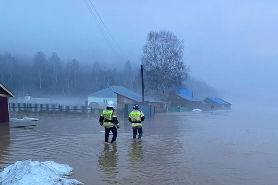В республике началась эвакуация населения