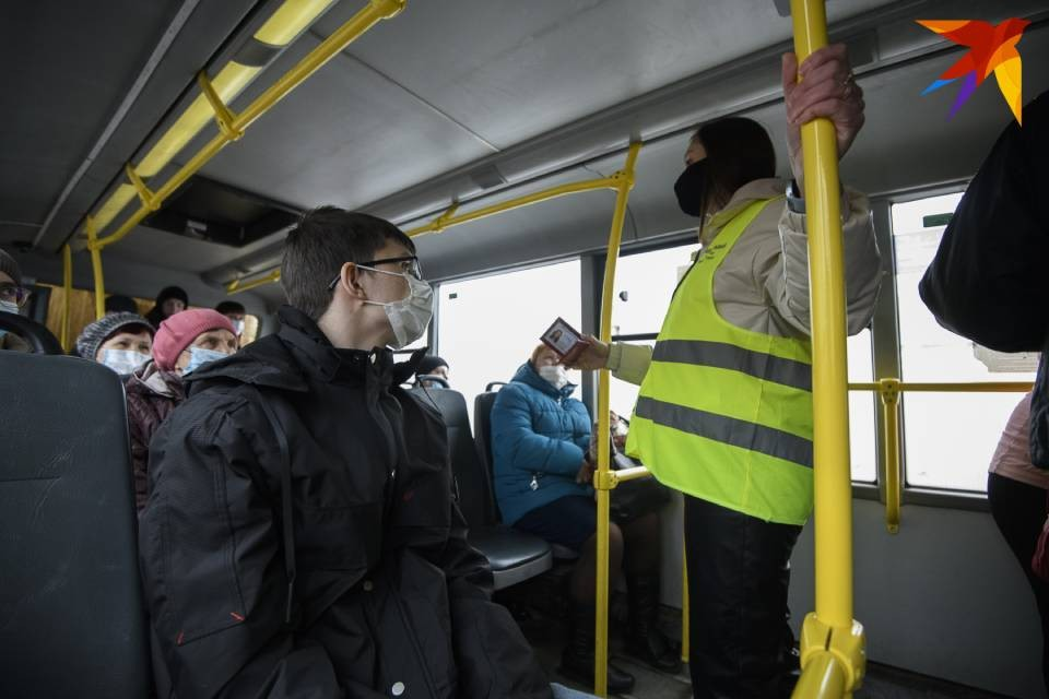 Как будет работать общественный транспорт в Мурманске с 1 по 10 мая 2021 года.