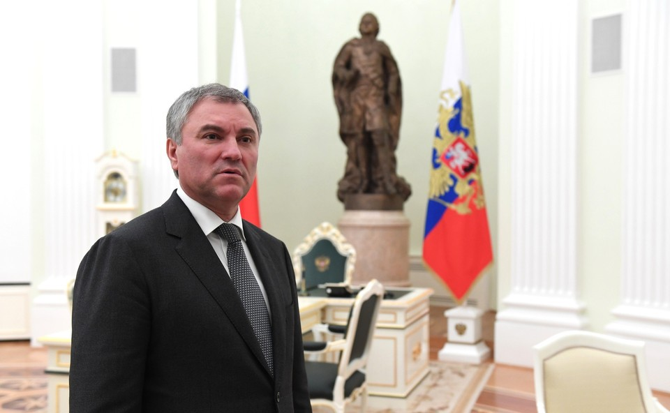 Володин призвал правительство и ЦБ задуматься о просьбах россиян