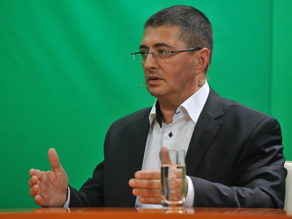 Россиянин намерен подать в суд на доктора Мясникова