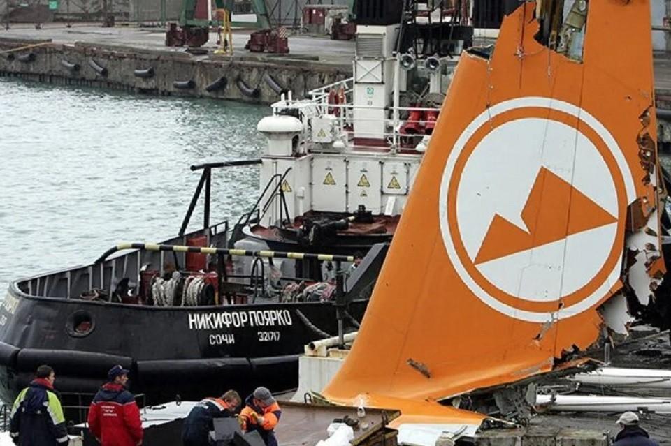 В МАК причиной катастрофы назвали ошибку пилотов