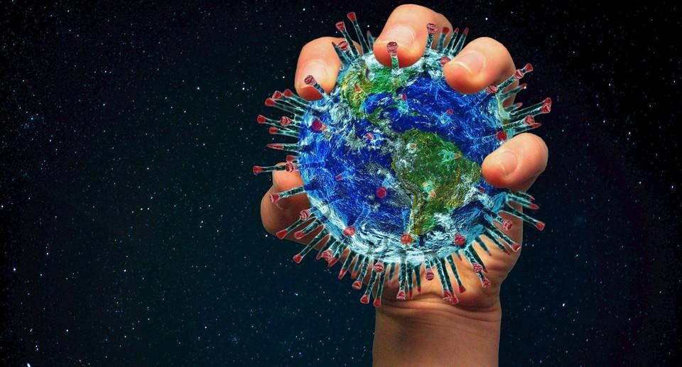 Число зараженных коронавирусом оказалось больше, чем число выписанных Фото: pixabay.com