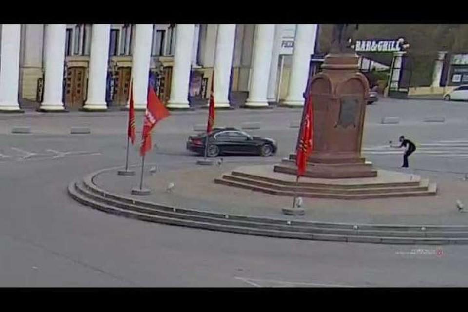 Скрин видео.