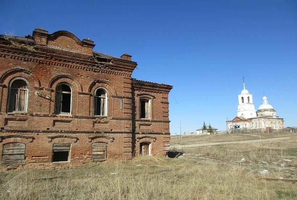 Школа основана в 1910 году. Фото: Олег Букин
