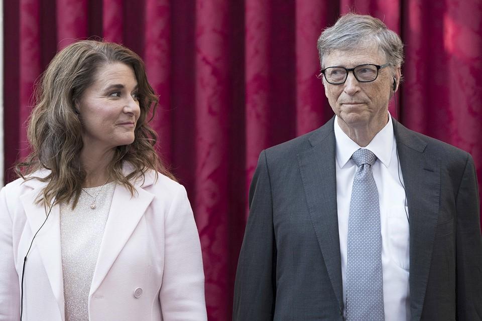 Билл Гейтс разводится с женой Мелиндой после 27 лет брака.