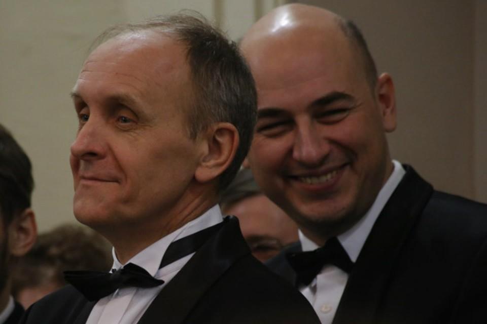 Анатолий Вавилин и Дмитрий Горюнов дружили не только на сцене, но и в жизни