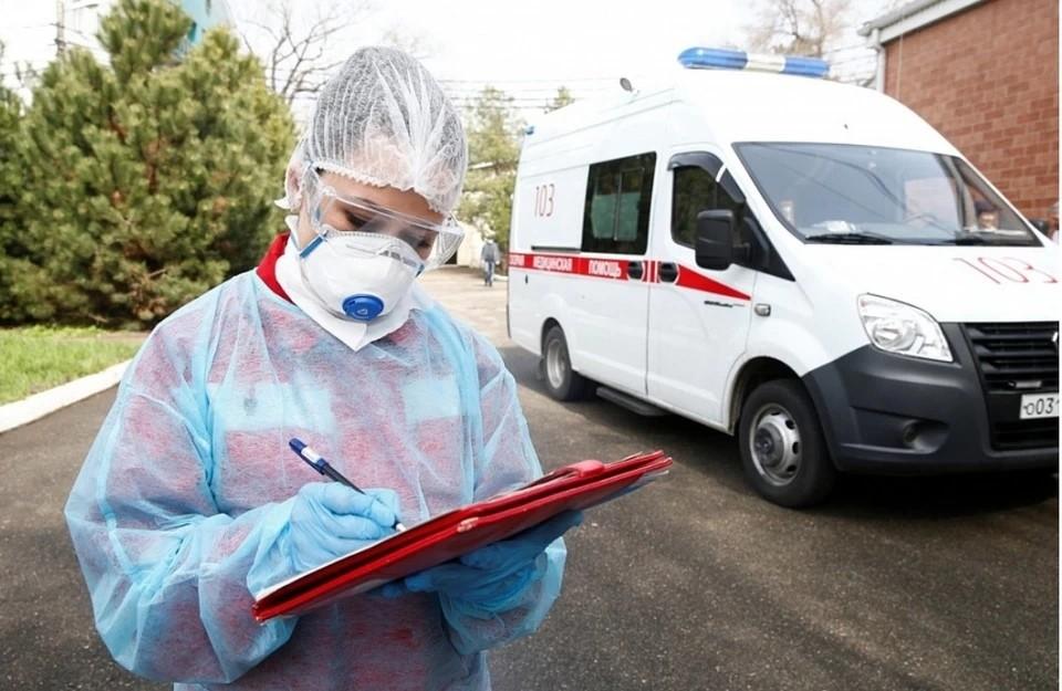 В Крыму общее количество заболевших коронавирусом перевалило за 40 тысяч