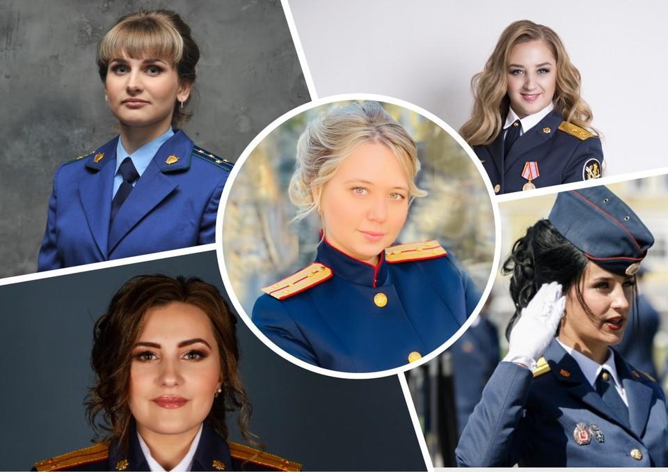 Самые неземные и прекрасные! Победительницы конкурса «Леди в погонах-2021» в Республике Коми!