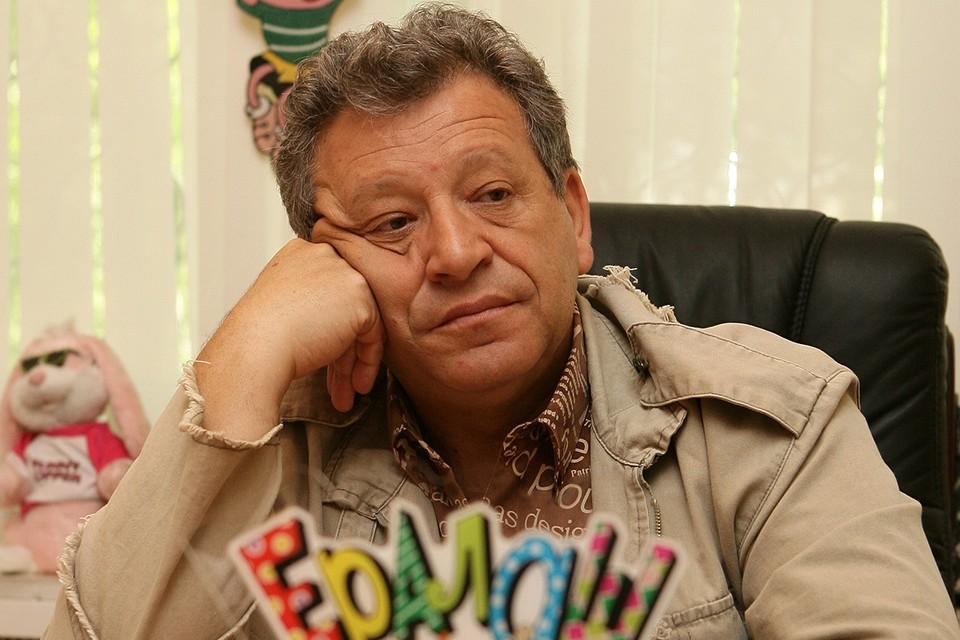 """Наследники Бориса Грачевского рискуют остаться без """"Ералаша"""""""