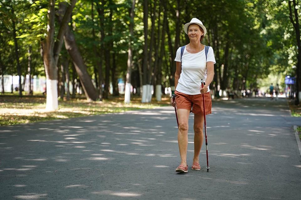 18 мая - Всемирный день скандинавской ходьбы