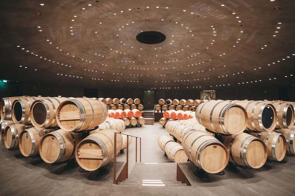 Винный парк посвящен истории российского виноделия. Фото: wineparkfest.ru