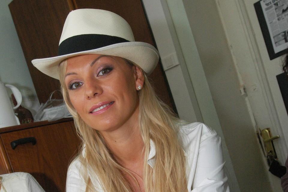 Ирина Салтыкова.