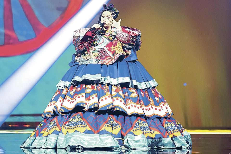 Певица считает, что песню Russian Woman спустя время примут даже ее злостные критики. Фото: ANDRES PUTTING