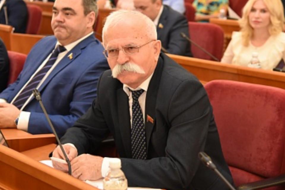 Вахтанг Козаев стал депутатом Заксобрания еще в 2018 году Фото: сайт Законодательного собрания Ростовской области