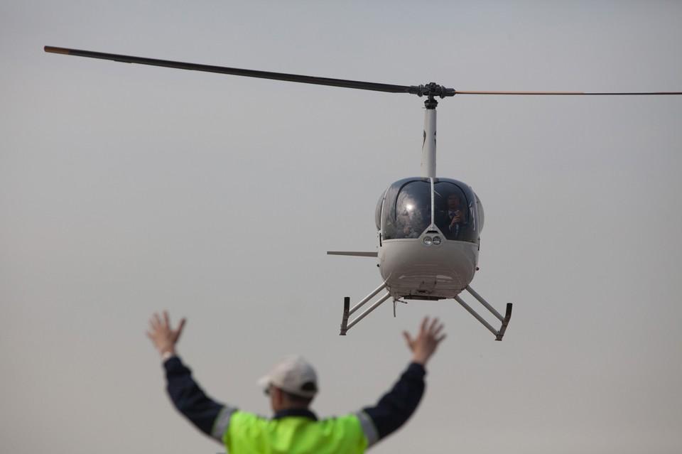 В Архангельской области в результате крушения вертолета Robinson один человек погиб, двое получили травмы, один пропал без вести