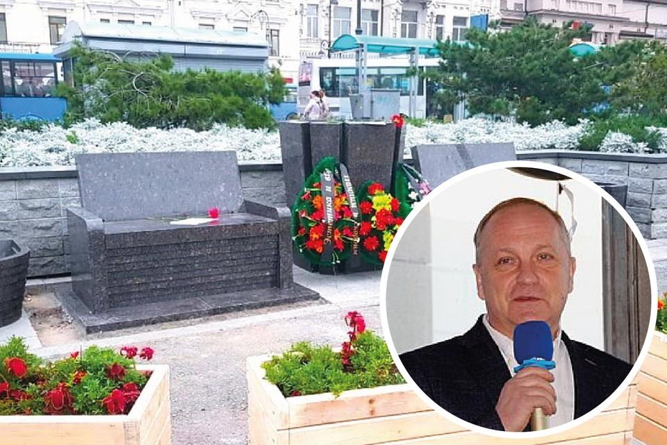 Скандал с гранитными лавочками прославил мэра и Владивосток на всю страну. Фото: Vl.ru/ Милана Сокол.
