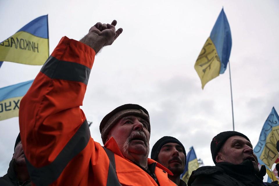 Логику украинских властей снова можно объяснить только с помощью психиатра.