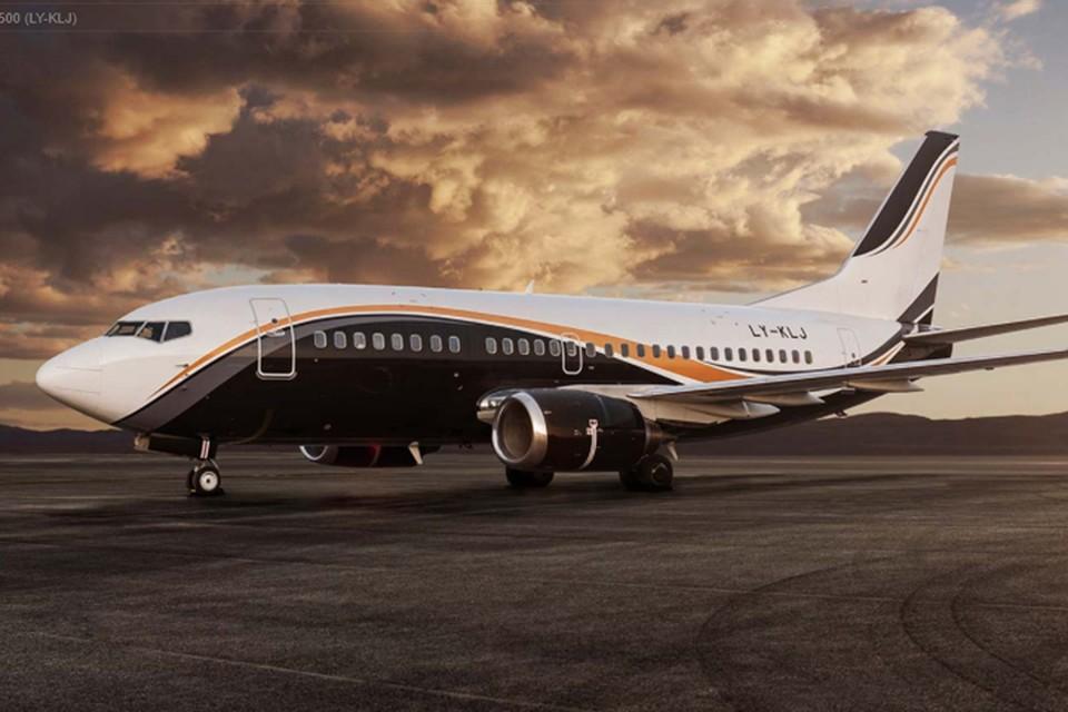 Литовская VIP-авиакомпания перестала летать через Беларусь.