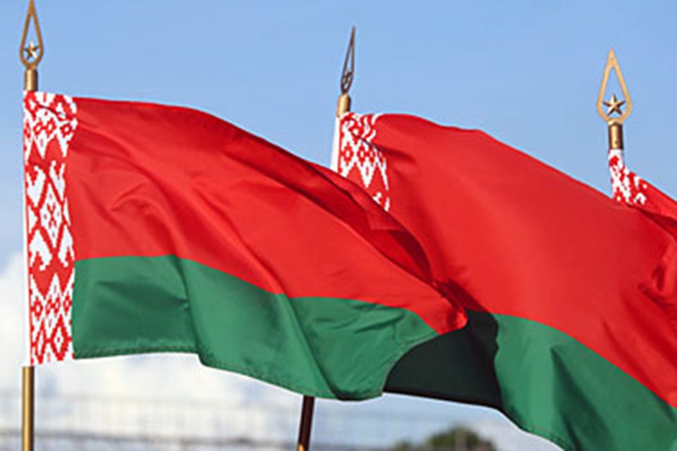 Мэрия Вильнюса поддержала мэра Риги, заменившего государственный флаг Беларуси на БЧБ. Фото: bearus.by