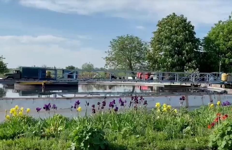 Трагедия произошла 21 мая в районе поселка Дмитриадовка Фото: пресс-службаа МЧС России по РО