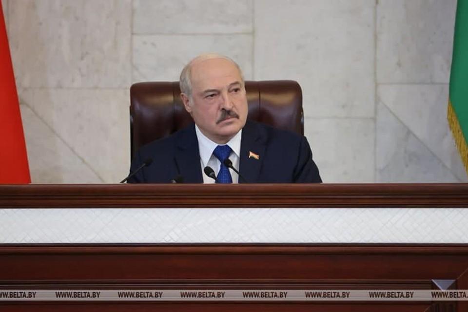 Вот что рассказал Александр Лукашенко об инциденте с самолетом. Фото: БелТА.
